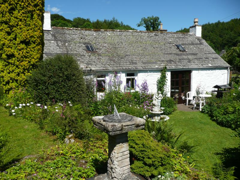 Clachan Cottage, self catering in Anwoth, Dumfries & Galloway